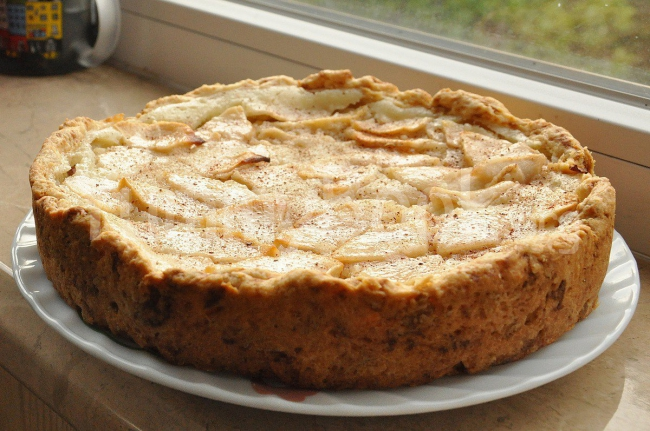 Tsvetaeva Apple Pie
