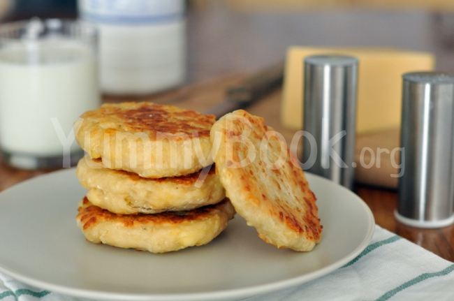 Cheese Griddle Cakes