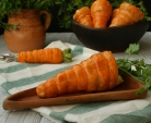 Puff Pastry Carrots