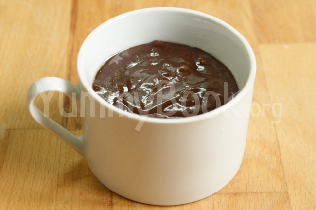 Microwave Chocolate Mug Cake