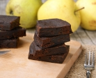 Vegan Apple Brownies