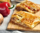 Tuna Puff Pastry Pie