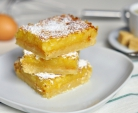 Lemon Pie (Lemon Square Bars)